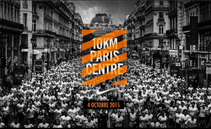 We Run Paris Centre Nike 2015